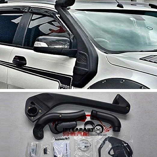 QQKLP Snorkel Car Kit pour Ford Ranger T7 2016-2018 Admission dair Echappements Set Kit Voiture 4 4 Accessoires