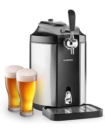 Klarstein Skal • dispensador de cerveza • enfriador de cerveza • para barriles de 5L •