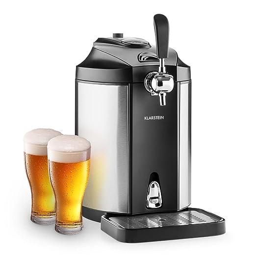 4 opinioni per Klarstein Skal Spillatore Birra Refrigeratore Fusti da 5 litri termoelettrico