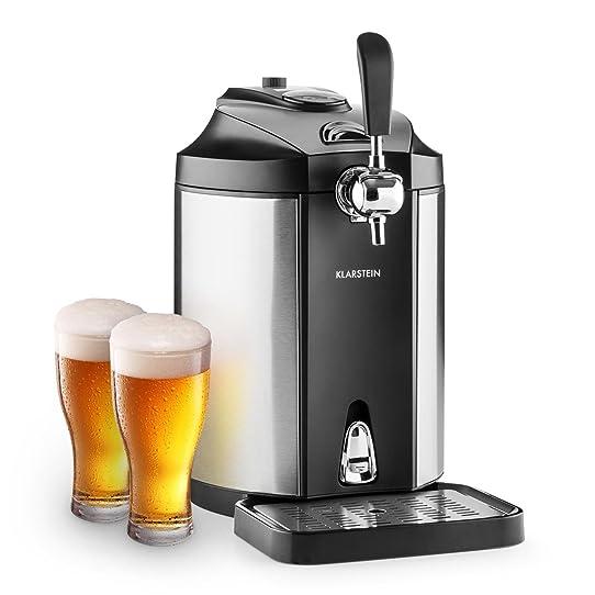 Préférence Klarstein Skal • Tireuse à bière • Rafraîchisseur de bière  AB62