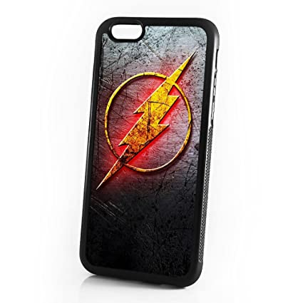 the best attitude 1e3fb dc186 ( For iPhone 7 Plus ) Phone Case Back Cover HOT5307 Flash Super Hero