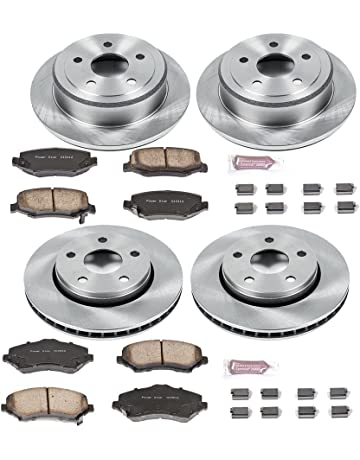 Autospecialty KOE2798 1-Click OE Replacement Brake Kit