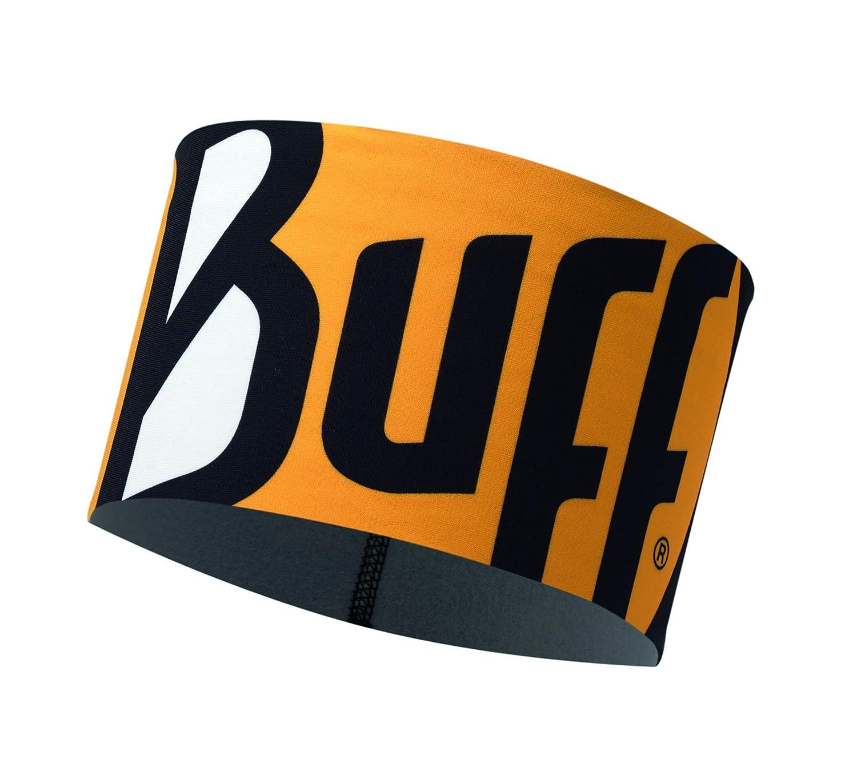 Buff Tech Fleece Headband Ultimate Logo Black Multifunktionstuch Schlauchtuch Buff Tech Fleece Stirnband One Size Original Buff S.A.