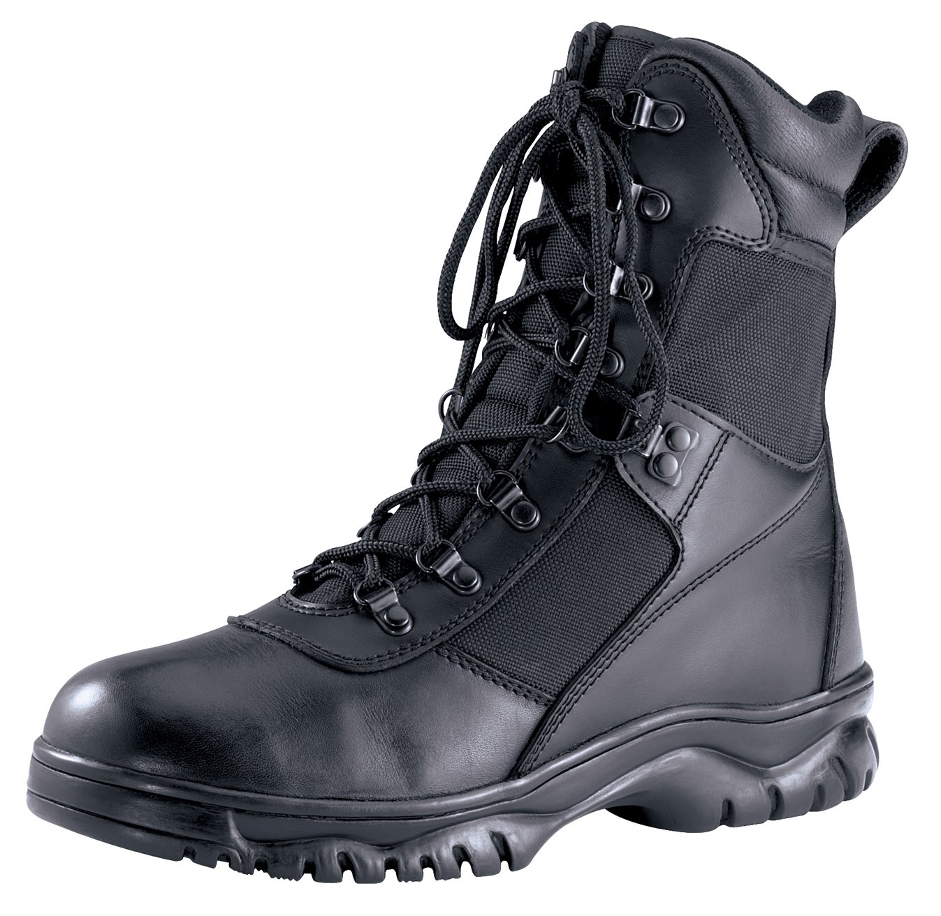 Rothco 8'' Forced Entry Tactical Boot, Black, 12 by Rothco (Image #1)