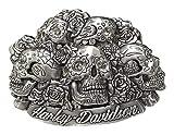 Harley-Davidson Women's Glam Reaper Skull & Roses