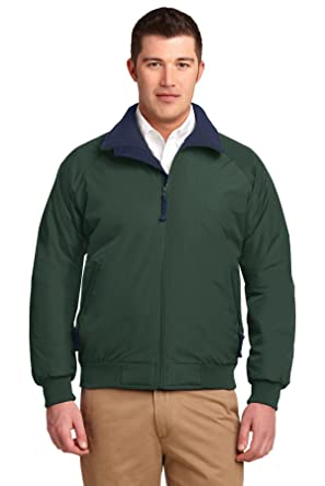 114f37be9d0 Image Unavailable. Image not available for. Color  Port Authority Mens  Challenger Jacket (J754) -True Royal -XL