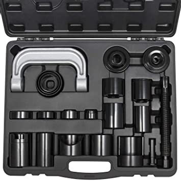 14pc Master Ball Joint Service Adapter Set for 2WD /& 4WD Ball Joint Replacement