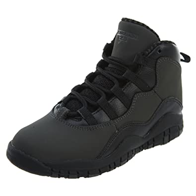 f8a174467f67 Jordan Retro 10  Little Kids  Shoes Dark Shadow True Red Black 310807