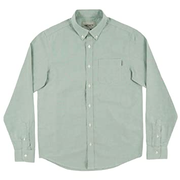 22077db556518 Carhartt L S Button Down Pocket Shirt Men s Shirt  Amazon.co.uk  Sports    Outdoors