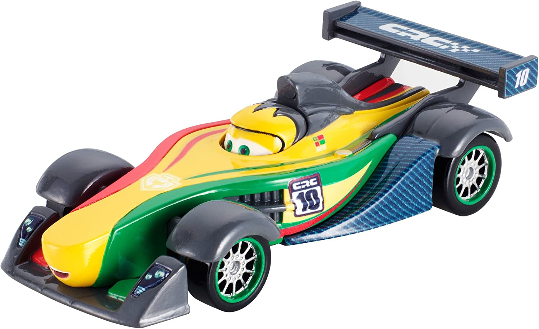 Carbon Racer Disney Cars DHM86 1:55 Rip Clutchgoneski
