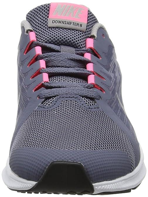 best service 66ff7 df196 Nike Downshifter 8 (GS), Chaussures de Running Compétition Femme   Amazon.fr  Chaussures et Sacs