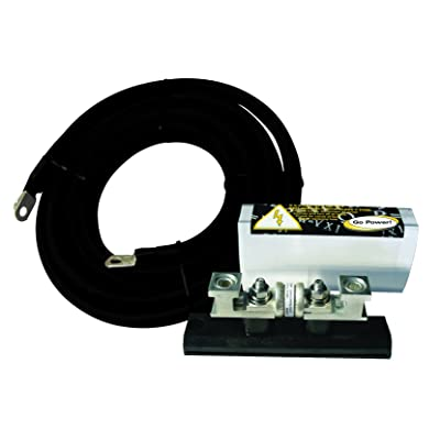 Go Power! GP-DC-KIT5 DC Installation Kit for 2600-3000-Watt / 4100-6000-Watt: Automotive