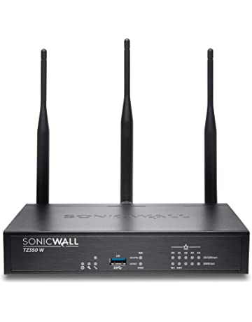SonicWall | TZ350 Wireless AC 3YR Bundle | Firewall AGSS Cloud Management | 02-SSC