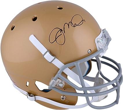 cf8fe6d2bbf Joe Montana Notre Dame Fighting Irish Autographed Schutt Replica Helmet -  Fanatics Authentic Certified