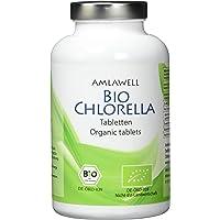 Amlawell Bio Chlorella Tabletten / 250g / 1000 Presslinge / Testsieger