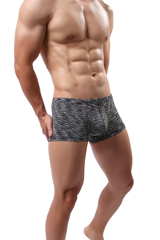 MAKEIIT Young Underwear X-Temp Boxers Guys Underwear Fitted Cool Boxer Briefs Men by MAKEIIT (Image #6)