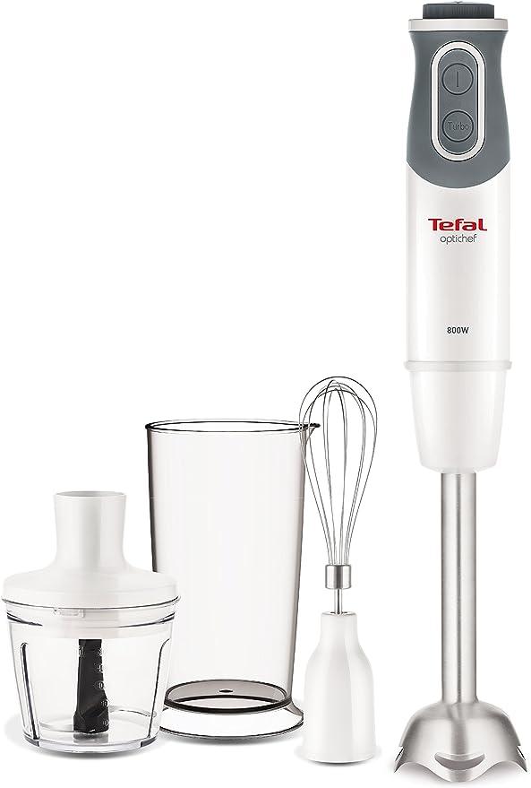 Tefal HB643140 Optichef Quartzite Hand Blender, 800 W, White: Amazon.com.au: Kitchen