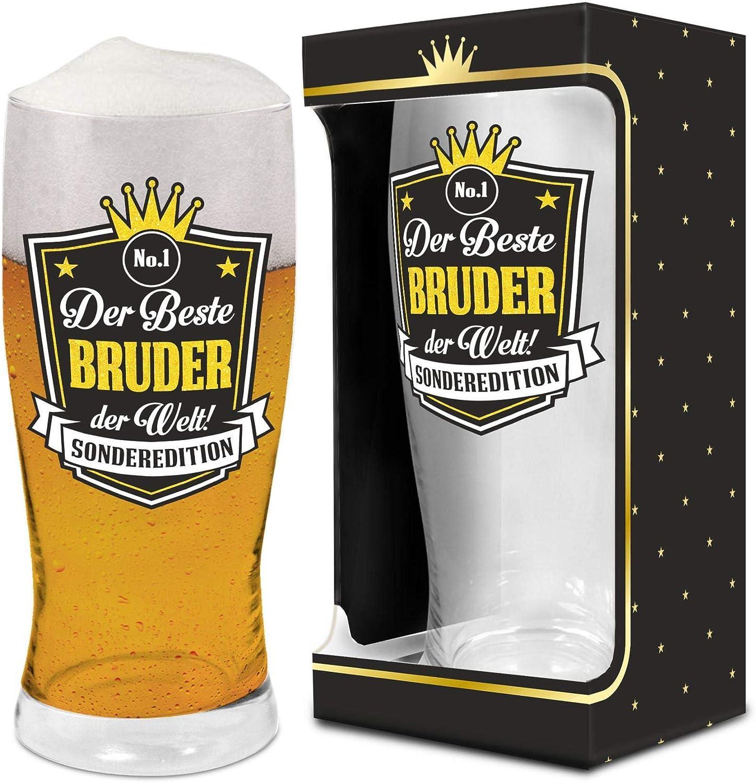 Bierglas für Bruder