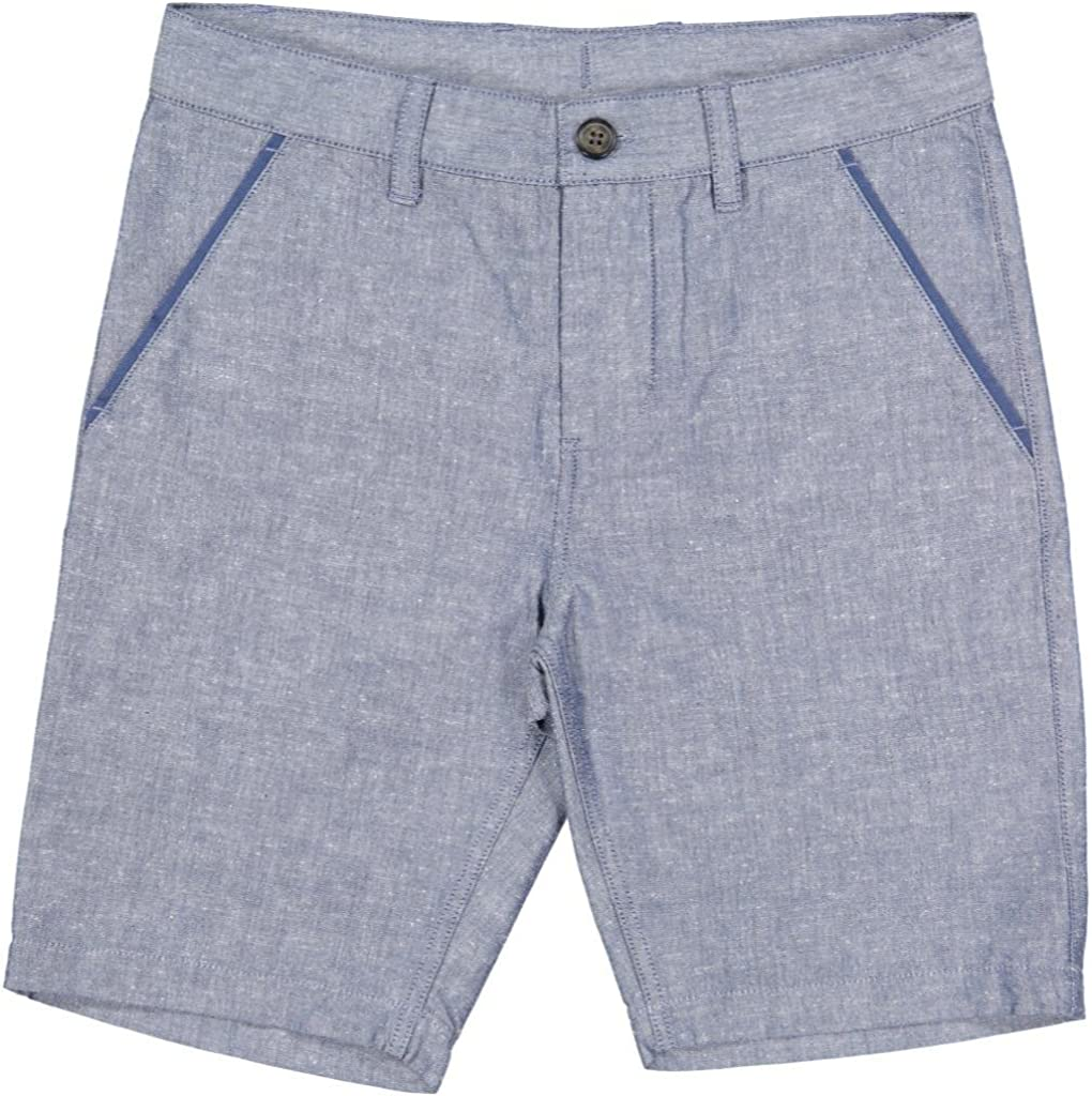Polarn O Pyret Woven City Stroll Shorts 6-12YRS