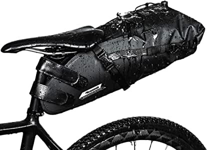Selighting Impermeable Bicicleta Alforja Asiento Trasero Carrier ...