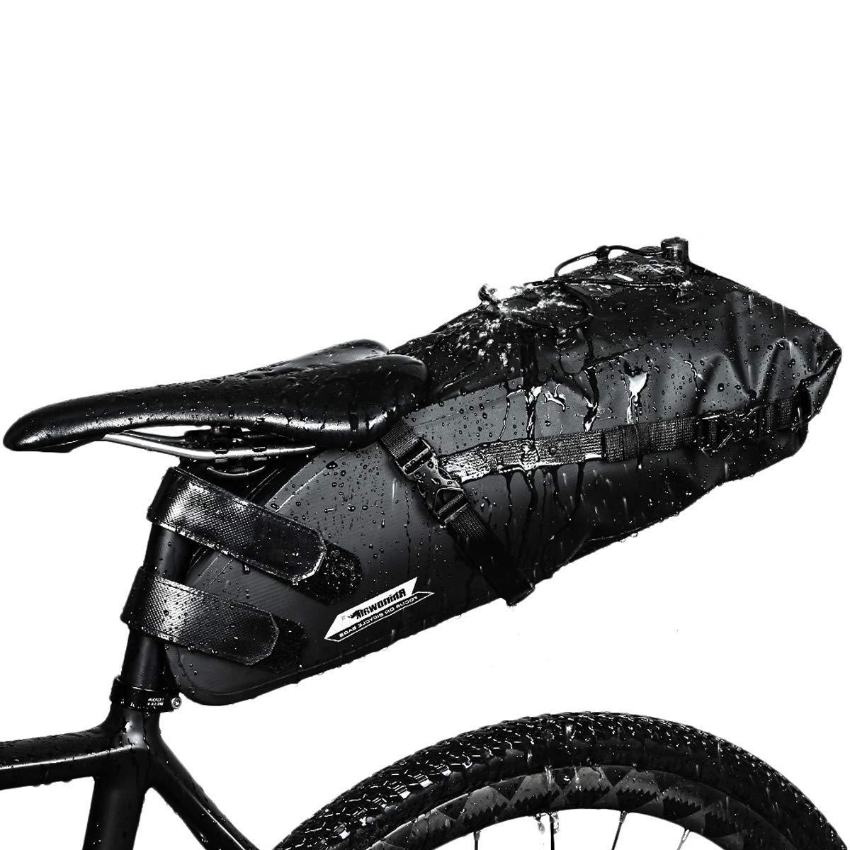 e02a6c856bb Selighting Impermeable Bicicleta Alforja Asiento Trasero Carrier Bolsas de Sillín  Alforjas de Ciclismo product image