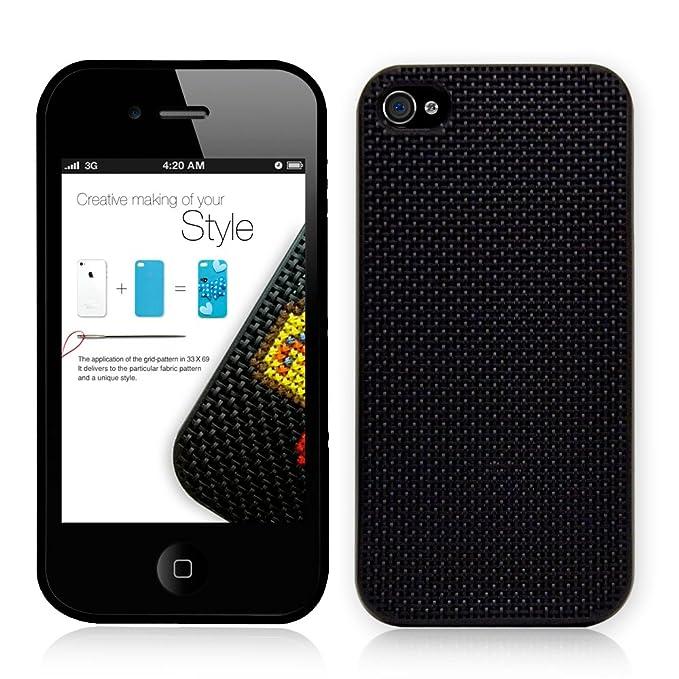 Fundas para iPhone 4 de Punto de Cruz Presonalizable