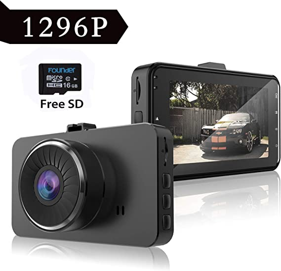 with G-Sensor Car DVR Dashboard Camera Recorder 3.8 LCD Screen,Car Camera Full HD 1080P 170 Degree Wide Angle Dash Cam Loop Recording and Motion Detection Car DVR Dashboard Camera Recorder 3.8 LCD Screen Yafeite A-8848-24