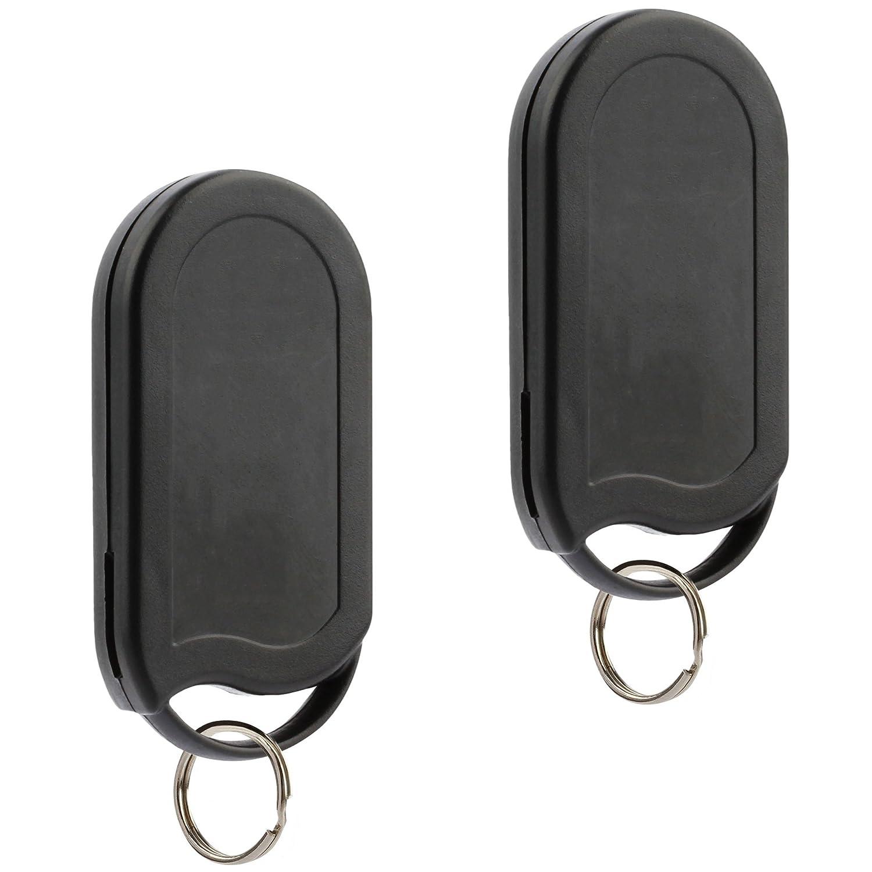 Car Key Fob Keyless Entry Remote fits Nissan 200SX 240SX Altima Frontier Pathfinder Quest Sentra Xterra // Infiniti QX4 // Mercury Villager Set of 2 USARemote KOBUTA3T