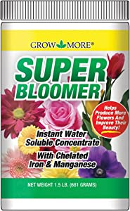 Grow More 7418 Super Bloomer, 1.5-Pound