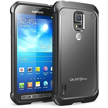 Amazon.com: Supcase Smartphone Samsung Galaxy S5 Active Caso ...