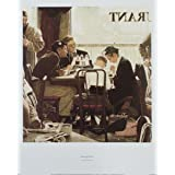 Norman Rockwell-Saying Grace-1997 Poster