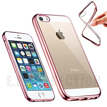 coque rose gold iphone 5