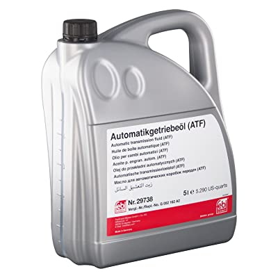 Auto Trans Fluid Febi 29738 Audi 100 Quattro Series 200: Automotive