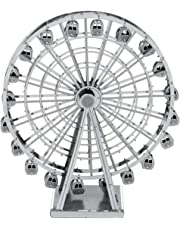 Metal Works Ferris Wheel 3D Cut Model