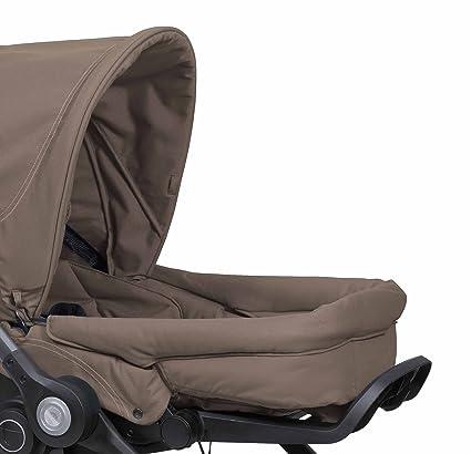 Teutonia 5005 - Extensión horizontal para carrito, color marrón