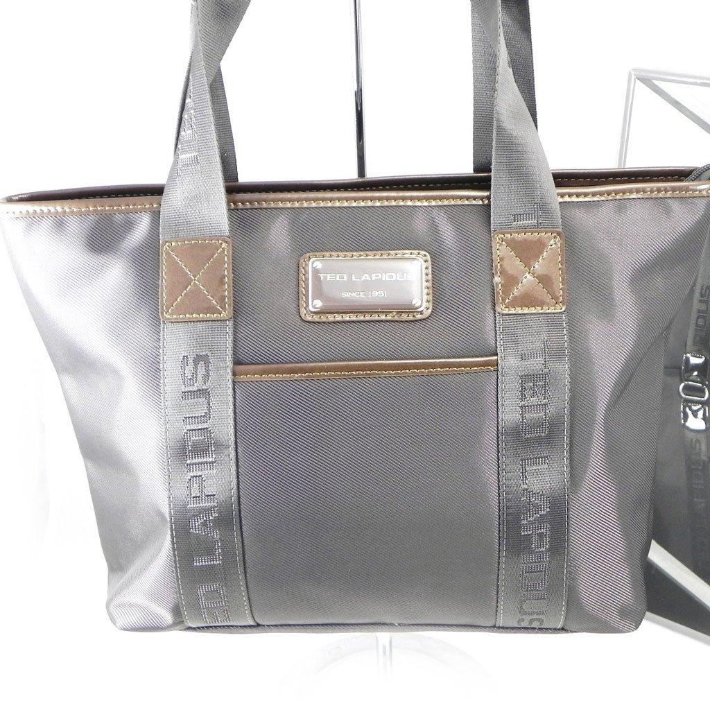 Shopping bag Ted Lapidus black.