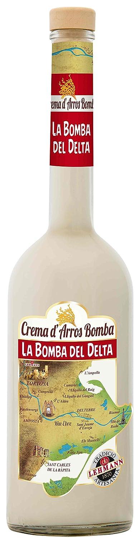 Licor Crema de Arroz La Bomba del Delta: Amazon.es: Alimentación y bebidas