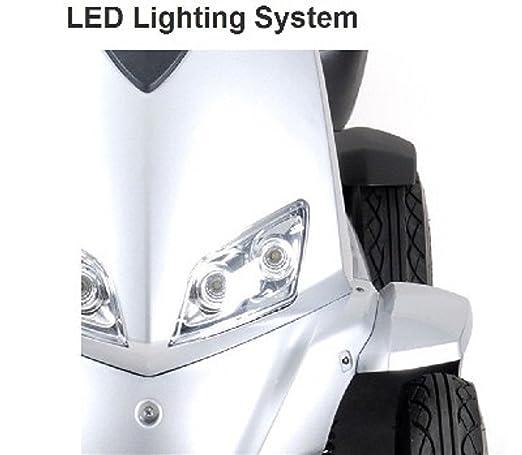 Amazon.com: Merits – Silverado Extreme – 4-Wheel Suspensión ...