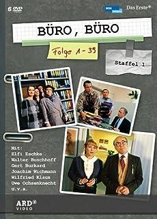Buro Buro Staffel 3 Folge 66 85 3 Dvds Amazon De Gert Burkhard