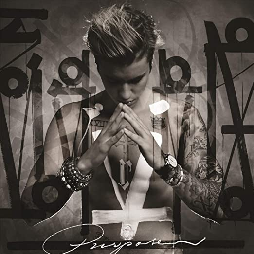 Purpose - <strong>Justin Beiber</strong>