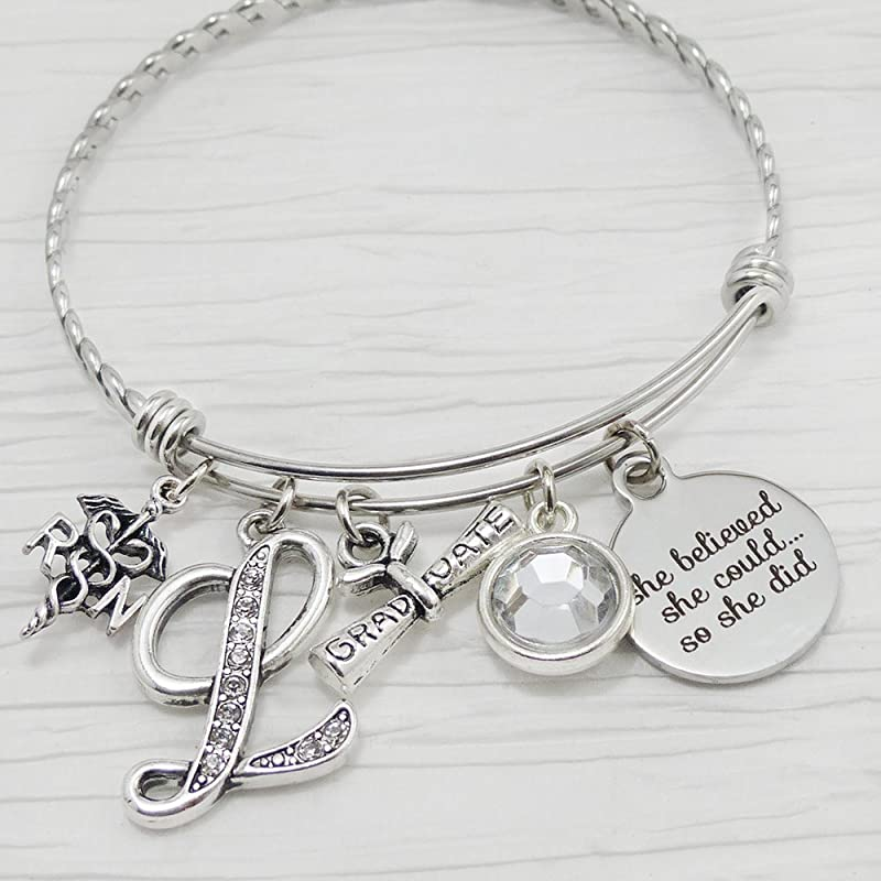 Nurse Bracelet Gift for Nurse Nurse Gift Ideas Personalized nurse gift New Nurse Gift Nurse Graduation Nurse Gift Nurse Gifts
