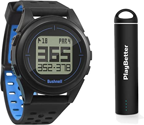 Amazon.com: Bushnell ION 2 Golf GPS Watch Bundle   con ...