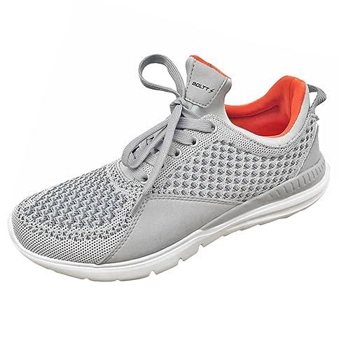 f6f520d152bc Boltt Men s Smart Grey Running Shoes - 10 UK India (44 EU ...