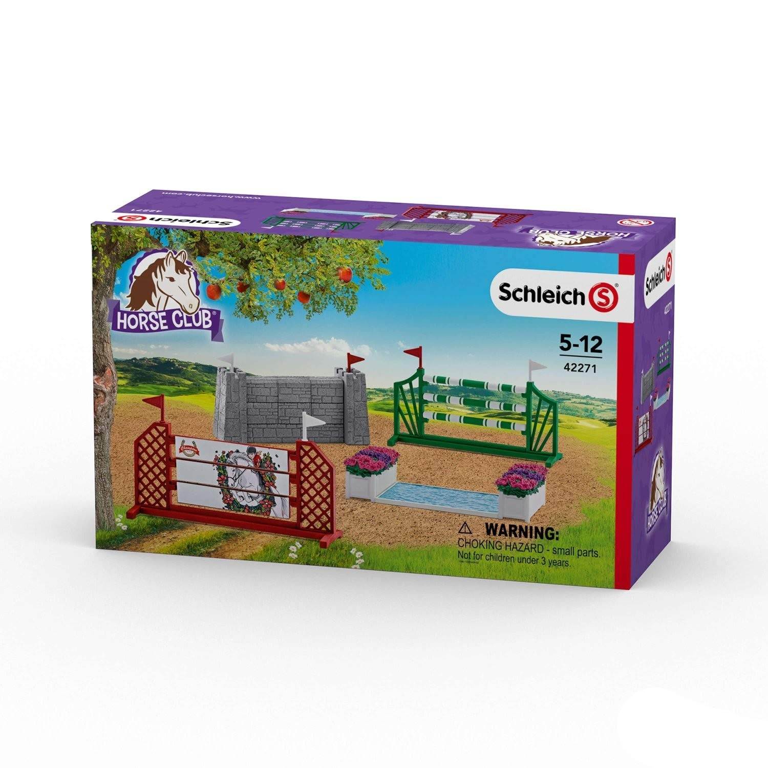 Schleich Showjumping Course Play Set by Schleich