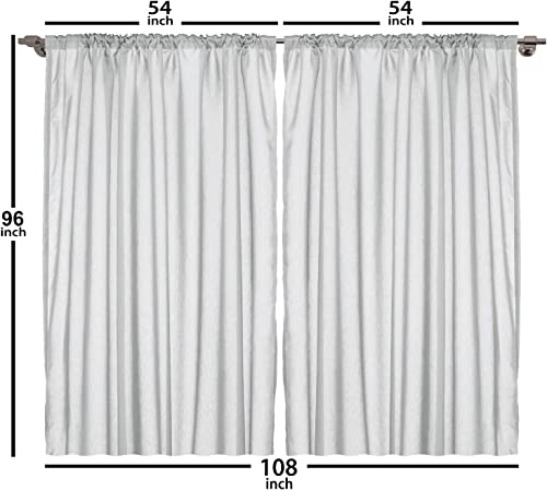 Ambesonne Country Curtain