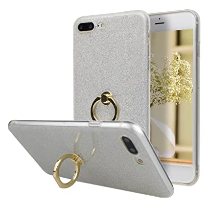 custodia con supporto anello iphone 8