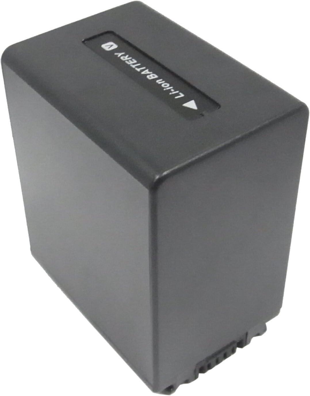 DCR-SR68E DCR-SR78 DCR-SR88E 2200mAh DCR-SR68R DCR-SR60 DCR-SR62 DCR-SR68 HSDZ Battery Suitable for Sony DCR-SR100 DCR-SR68E//S DCR-SR88 DCR-SR300