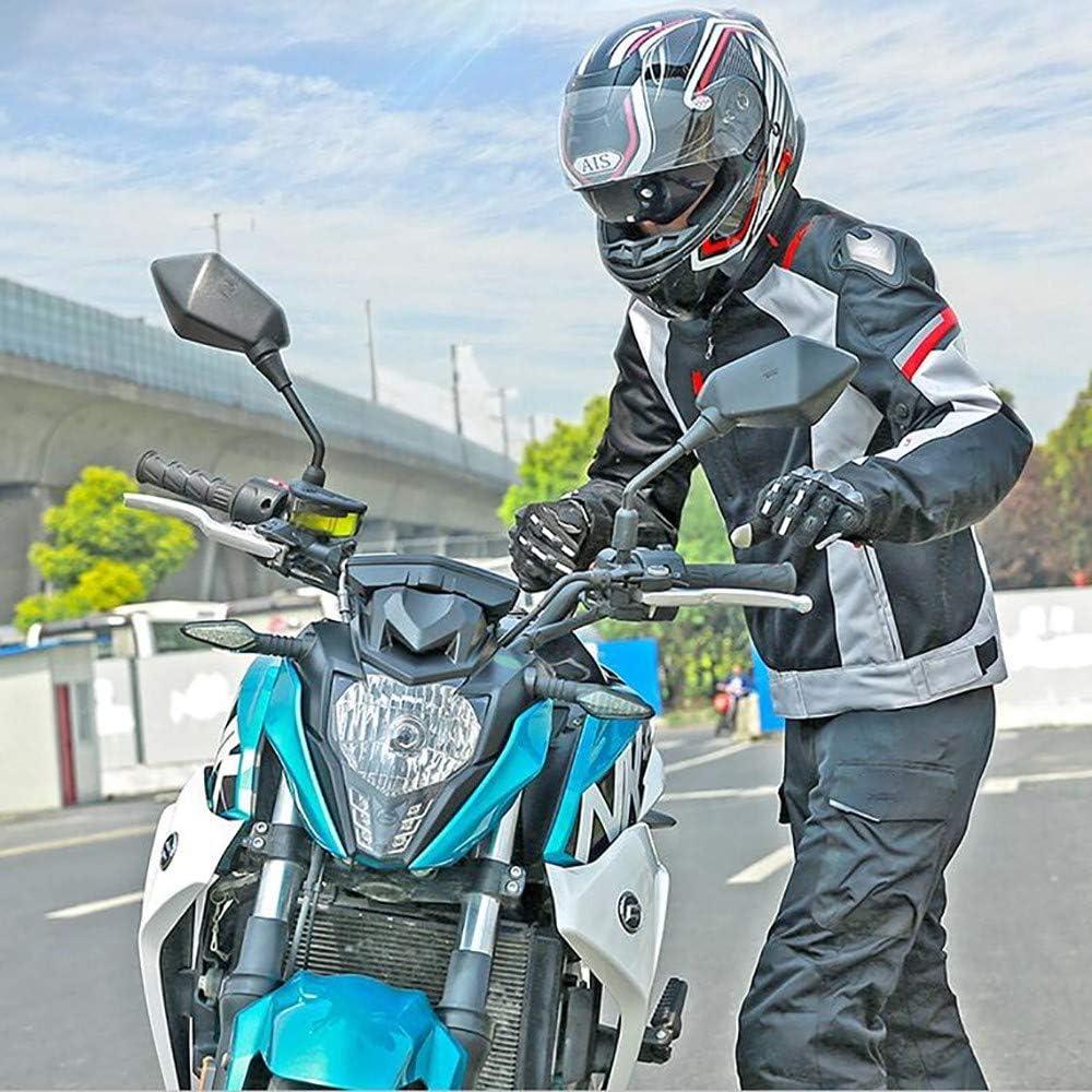 MTTKTTBD Modular Casque Moto Bluetooth,Casques Moto Int/égraux avec Anti-bu/ée Double Visi/ère,Casques Motocross avec Microphone int/égr/é,ECE Homologu/é