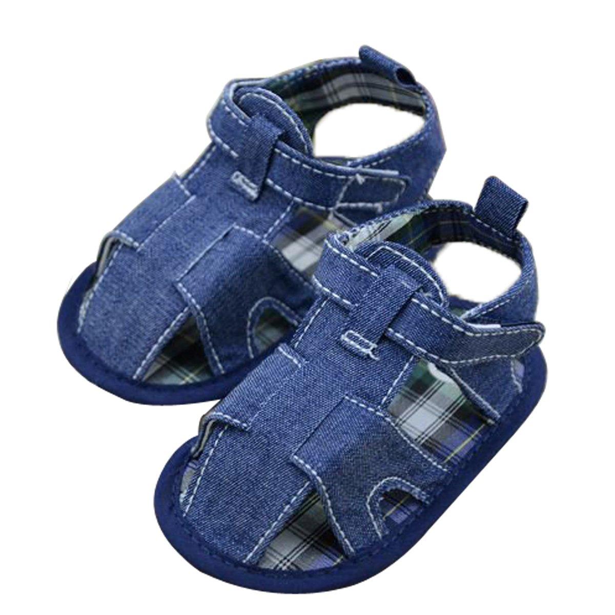 xhorizon TM FLK Baby Boys Toddler Jean Sandal Shoes Little Kid Shoes
