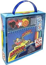 DCL Disney Mickey Mouse. Aventuras Sobre Rodas - Caixa. Coleção Fun Box